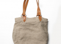 Kate linen shopper