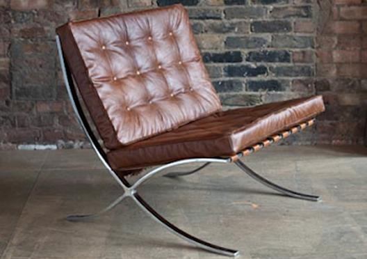 barcelona chair n l de lima. Black Bedroom Furniture Sets. Home Design Ideas