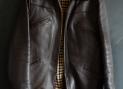 Vintage NDL leather jkt